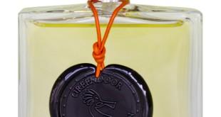 """Parfüm Vegan """"Greendoor Eau de Toilette (EdT) Orange Ribbon, natürliches Bio Parfüm, handgesiegelter 50ml Flakon, Naturkosmetik aus der Manufaktur"""